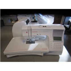 SINGER QUANTUM STYLISH 9960 SEWING MACHINE
