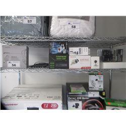 HEADPHONES, RGB KEYBOARD, DASHCAM, SECURITY CAMERAS & ETC