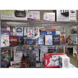 PORTABLE BOOMBOX, DVDS & BLURAYS, CORDLESS PHONES, PORTA PAD E MODEL ROCKET LAUNCH PAD