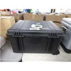 NEW PELICAN WATERTIGHT 1620 CASE WITH FOAM PADDING