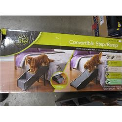 PAWSLIFE CONVERTIBLE STEP RAMP DELUXE