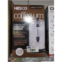 NESCO COFFEE URN