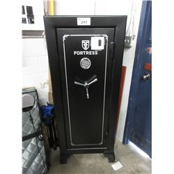 HERITAGE FORTRESS 14 GUN FIRE RESISTANT ELECTRONIC LOCK SAFE
