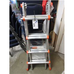 "NEW LITTLE GIANT LADDER MODEL TYPE 1 (4' 4"" - 7')"