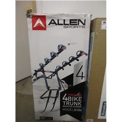 ALLEN SPORTS 4-BIKE TRUNK CARRIER