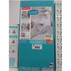 FISHERPRICE CRADLE 'N SWING MODEL DRG43-9993