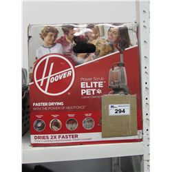 HOOVER [POWER SCRUB ELITE PET CARPET CLEANER