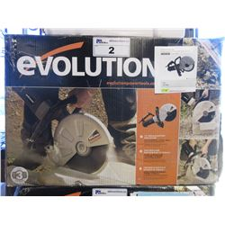 EVOLUTION DISCCUT 12  DISC CUTTER