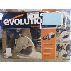 "EVOLUTION DISCCUT 12"" DISC CUTTER"
