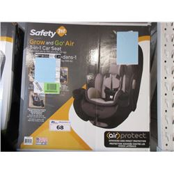 SAFETY 1ST GROW & GO 3-IN-1 CAR SEAT