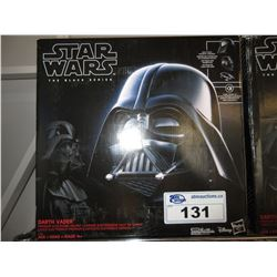 STAR WARS PREMIUM ELECTRIC DARTH VADER HELMET