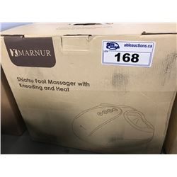 MARNUR SHIATSU FOOT MASSAGER WITH KNEADING & HEAT