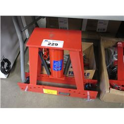 12 TON HYDRAULIC JACK PIPE BENDER