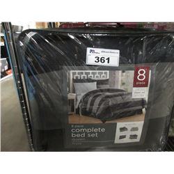 BRYCE QUEEN SIZE BED SET