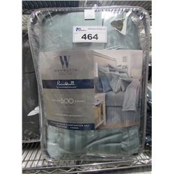 WAMSUTTA QUEEN COMFORTER SET