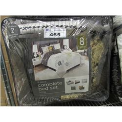 PARIS KING COMFORTER SET