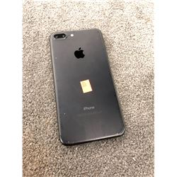APPLE IPHONE 7 PLUS, BLACK, PASSCODE/ICLOUD UNLOCKED, CAPACITY UNKNOWN, AS-IS
