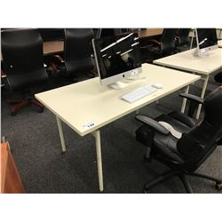 KNOLL ANTENNA 5' PROGRAMMING TABLE