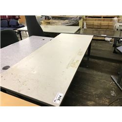 ADJUSTABLE HEIGHT UTILITY TABLE (S7)