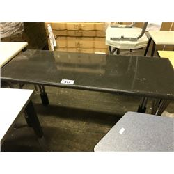 ADJUSTABLE HEIGHT UTILITY TABLE (S8)