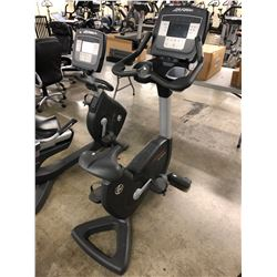 LIFE FITNESS 95C LIFECYCLE EXERCISE BIKE, AS-IS, PLEASE PREVIEW