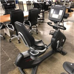 LIFE FITNESS 95R RECUMBENT BIKE, AS-IS, PLEASE PREVIEW