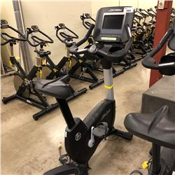 LIFE FITNESS LIFE CYCLE EXERCISE BIKE WITH DIGITAL DISPLAY