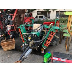 2009 RANSOM MOWER, TG4650GREEN, VIN # UA200359, HAS BC REGISTRATION, *MUST TRANSFER REGISTRATION*