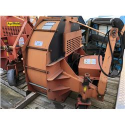 AGRIMETAL MODEL BW 3 POINT HITCH BLOWER