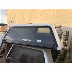 CROWN TRUCK CANOPY