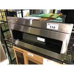SHARP SMD3070ASC  STAINLESS STEEL LOW PROFILE MICROWAVE HOOD COMBINATION