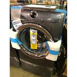 CHARCOAL ELECTROLUX LUXCARE SMARTBOOST EFLS617STT0  FRONT LOADER  CLOTHES WASHER WITH  MATCHING