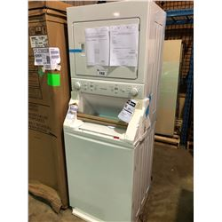 WHITE FRIGIDAIRE  CFLE3900UW LAUNDRY CENTER