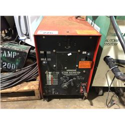 CANOX C-150 AC/DC-HF CONSTANT CURRENT AC/DC ARC WELDING POWER SOURCE