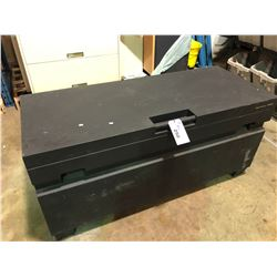 "BYNFORD PRO 60"" X 24"" X  28"" STEEL JOB BOX"