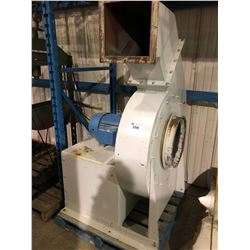 WHITE INDUSTRIAL SHOP DUST SYSTEM