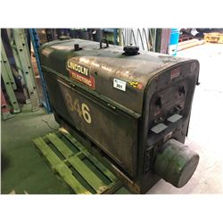 LINCOLN ELECTRIC CLASSIC 300D WELDING UNIT