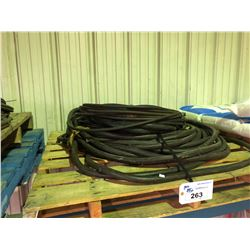 PALLET OF ASSORTED INDUSTRIAL CABLE