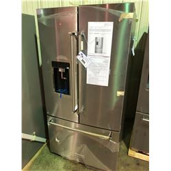 KITCHENAID KRFC604FSS STAINLESS STEEL FRENCH DOOR  FRIDGE WITH ROLL OUT FREEZER AND WATER AND ICE