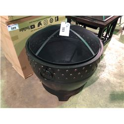 PARAMOUNT FP-333 ROUND WOOD BURNING FIREPIT