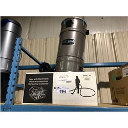 BEAM SC300A CENTRAL VACUUM POWER UNIT WITH 30' HOSE KIT