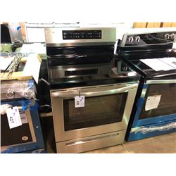 FRIDGIDAIRE CFIF3054TSA STAINLESS STEEL GLASS TOP STOVE WITH INDUCTION