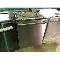 FRIGIDAIRE PROFESSIONAL SERIES FPID25=498SF1A STAINLESS STEEL DISHWASHER