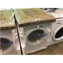 (BOXED)WHITE WHIRLPOOL DIRECT DRIVE WFW75HEFW FRONT LOADING CLOTHES WASHER