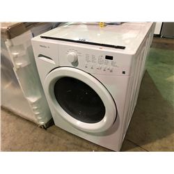 WHITE FRIGIDAIRE FFFW5000QW0 FRONT LOADING CLOTHES WASHER