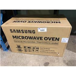 SAMSUNG ME18H704SFS STAINLESS STEEL CONVECTION MICROWAVE COMBINATION