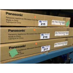 PANASONIC NN-TK623GSAP MICROWAVE TRIM KIT