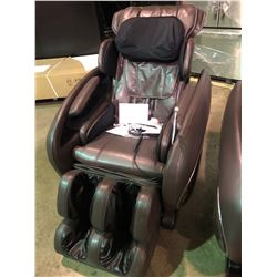 OSAKI OS4000 BROWN AND BLACK FULL BODY ZERO GRAVITY MASSAGE CHAIR
