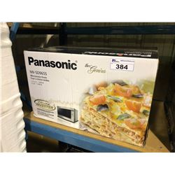 PANASONIC NN-SE965S STAINLESS STEEL 2.2 CU.FT.1200W MICROWAVE OVEN WITH CYCLONE INVERTER