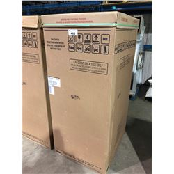 (BOXED) WHITE FRIGIDAIRE FFFH17F2QW  16.6 CU.FT UPRIGHT FREEZER